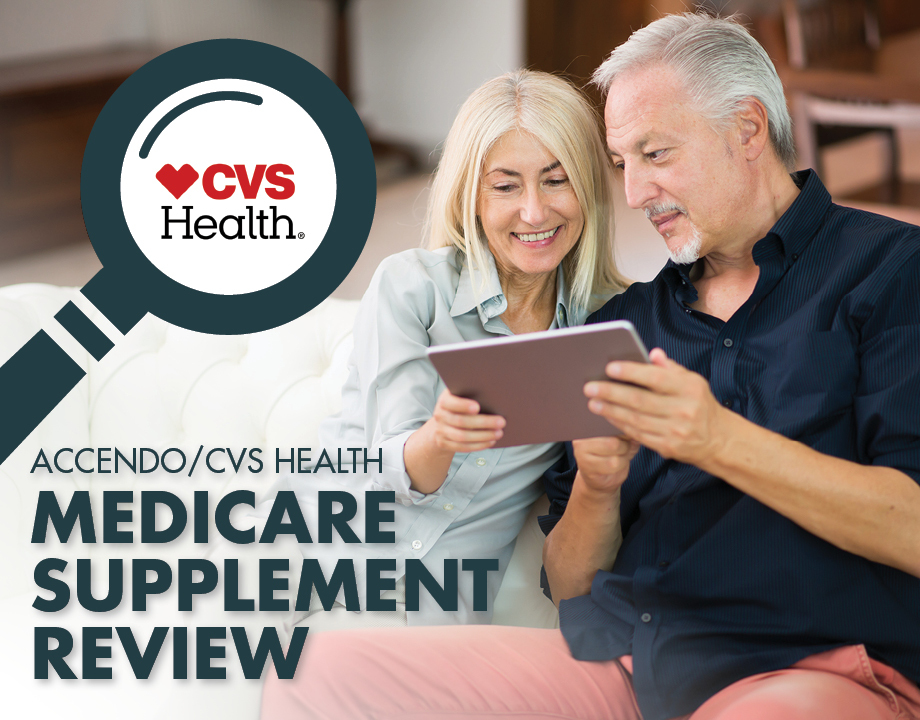 Accendo/CVS Health Medicare Supplement Review