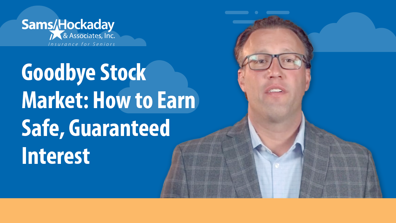 Goodbye Stock Market: How to Earn Safe, Guaranteed Interest