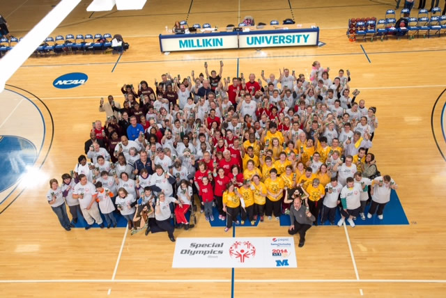Sams/Hockaday & Associates Sponsors Special Olympics Event