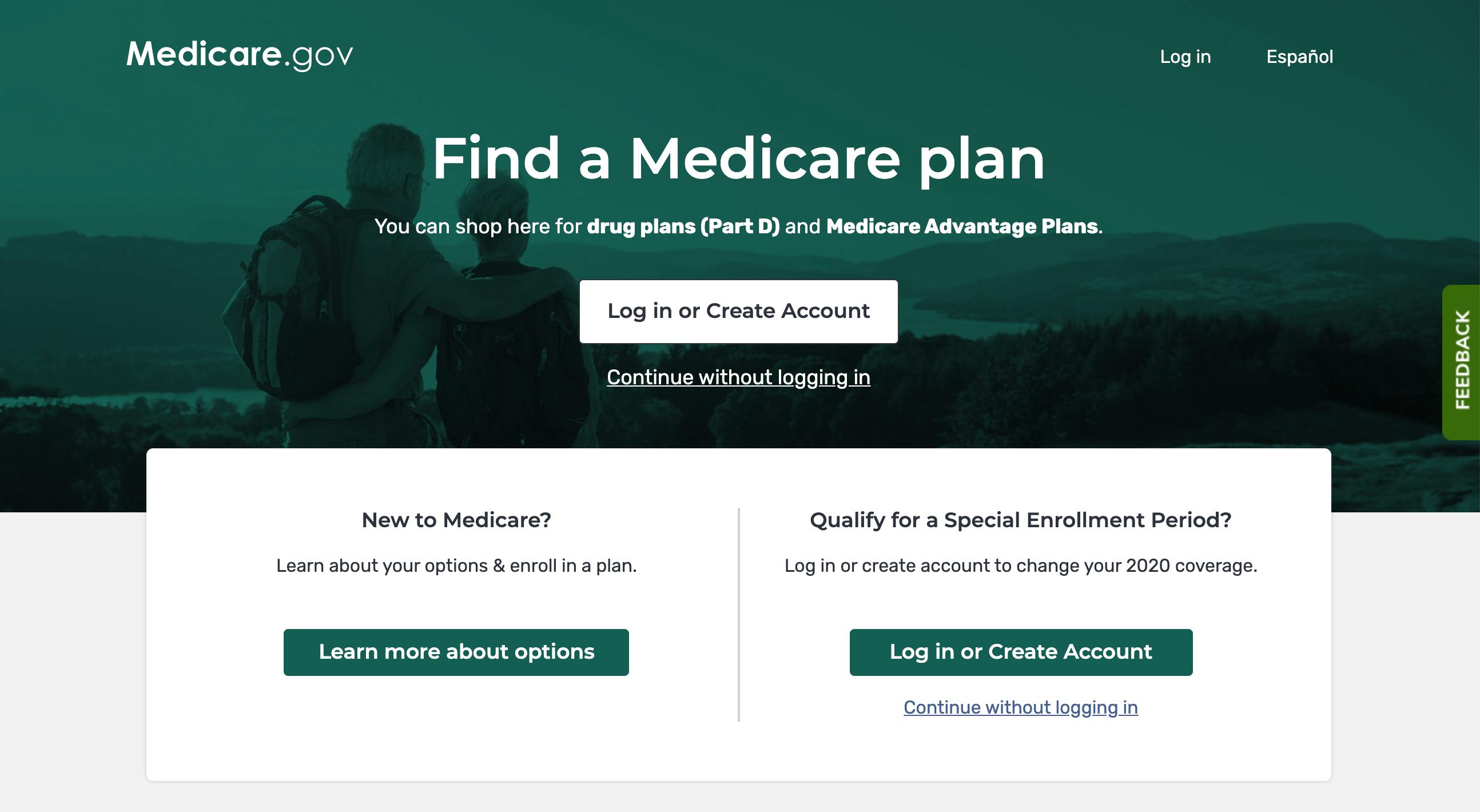 2021 Medicare Enrollment Period