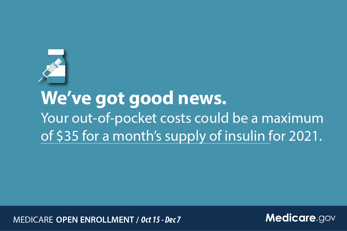 Making Insulin More Affordable for People with Medicare