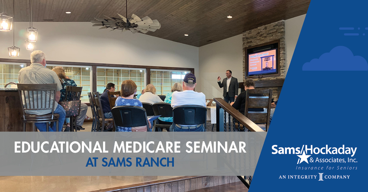 Why Decatur, IL Retirees Must Go to a Sams Ranch Medicare Seminar
