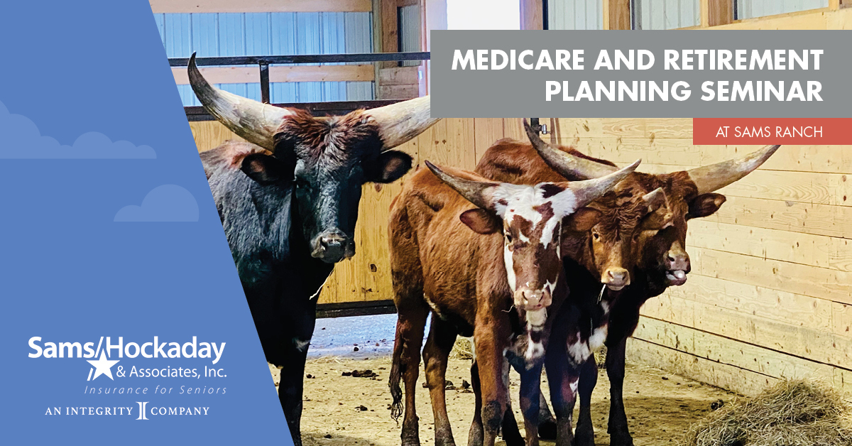 June 1, 2021: Get Tickets to the Next Medicare and Retirement Planning Seminar