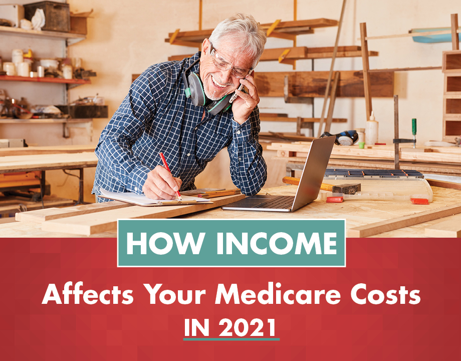 How Income Affects Your Medicare Costs In 2021