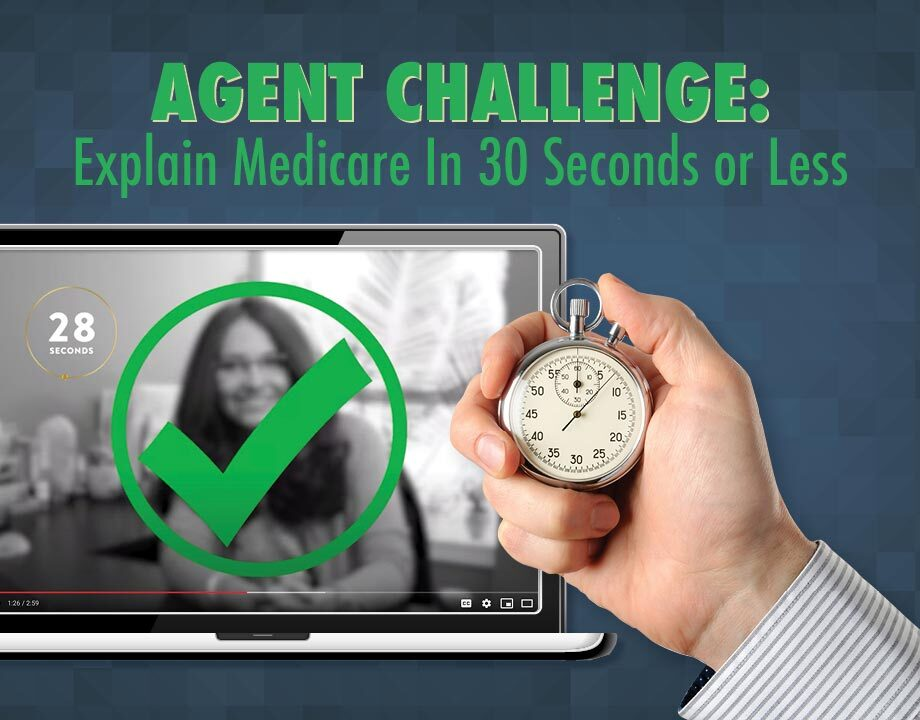 Agent Challenge: Explain Medicare In 30 Seconds or Less