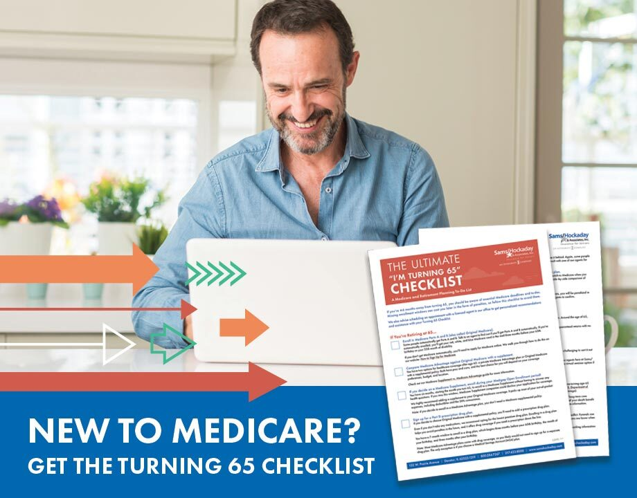New to Medicare? Get the Turning 65 Checklist
