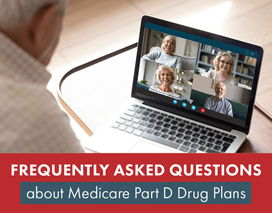 Frequently Asked Questions about Prescription Drug Plans