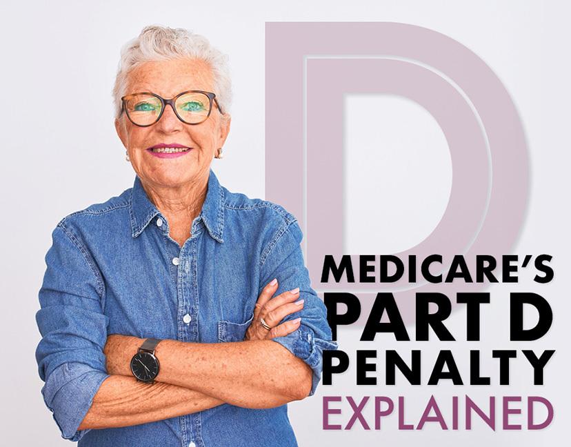 Medicare's Part D Penalty, Explained