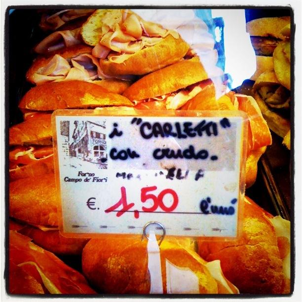 Carletti Sandwich | Photo by Wilson Carletti
