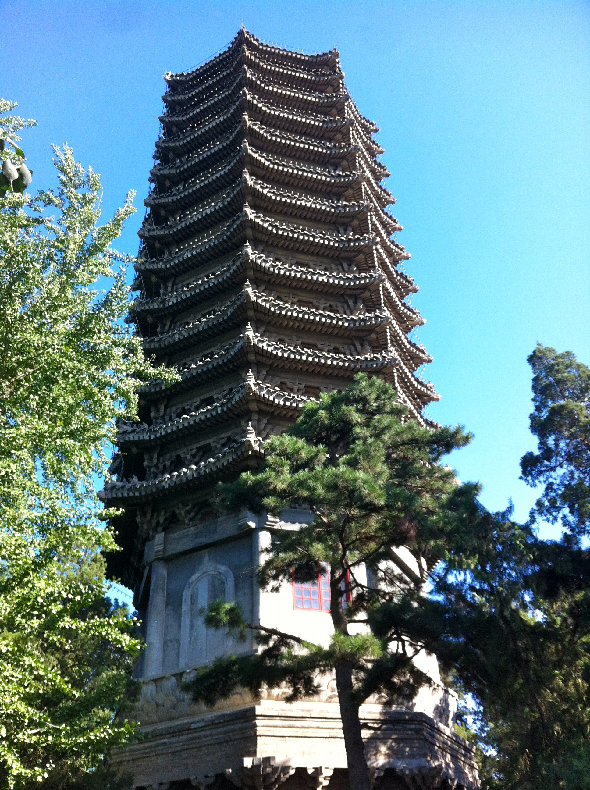 Peking University campus | Photo by Wilson Carletti (All Rights Reserved)