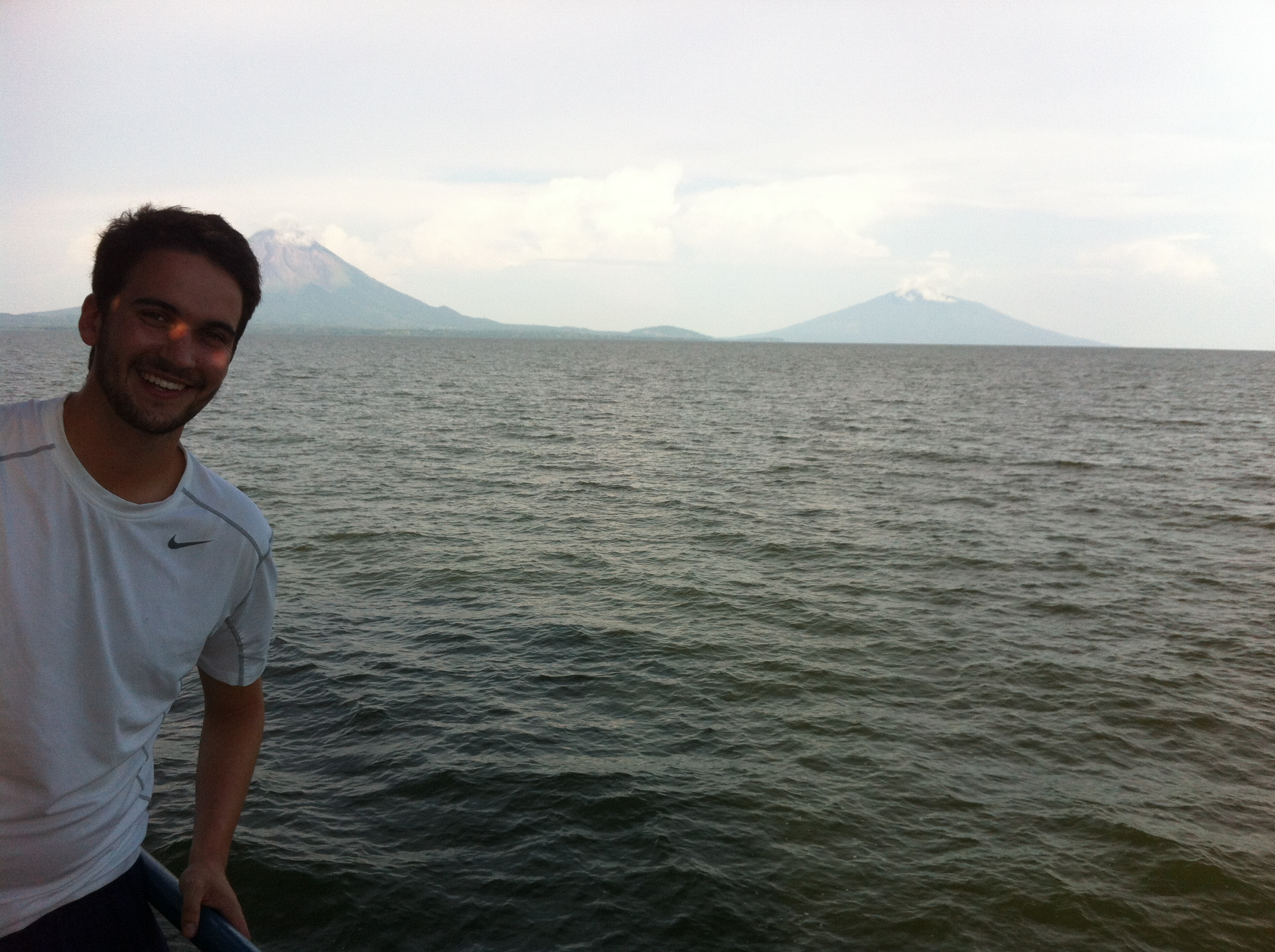Ferry to Ometepe | Photo by Wilson Carletti (All Rights Reserved)