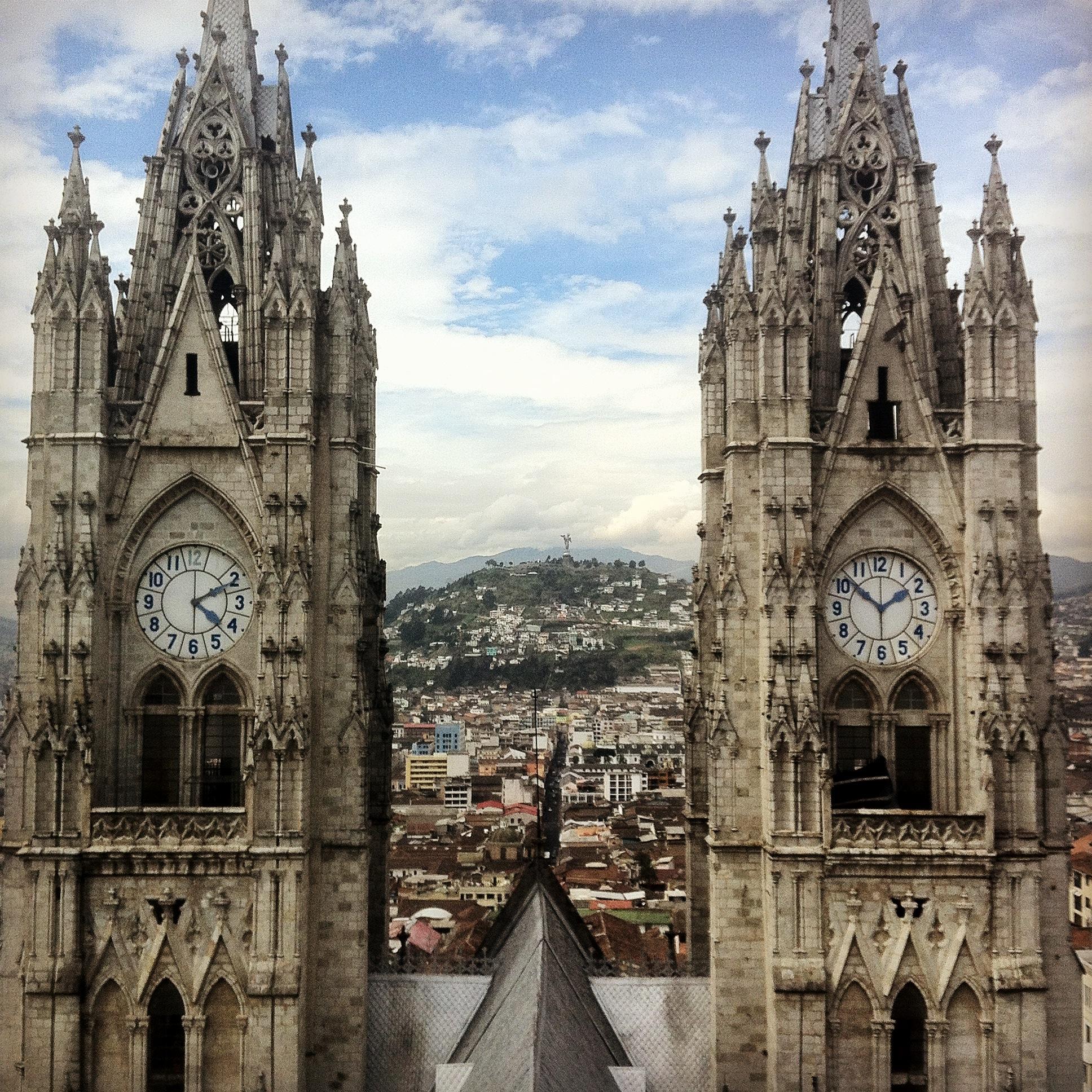 Basilica del Voto Nacional | Photo by Wilson Carletti (All Rights Reserved)