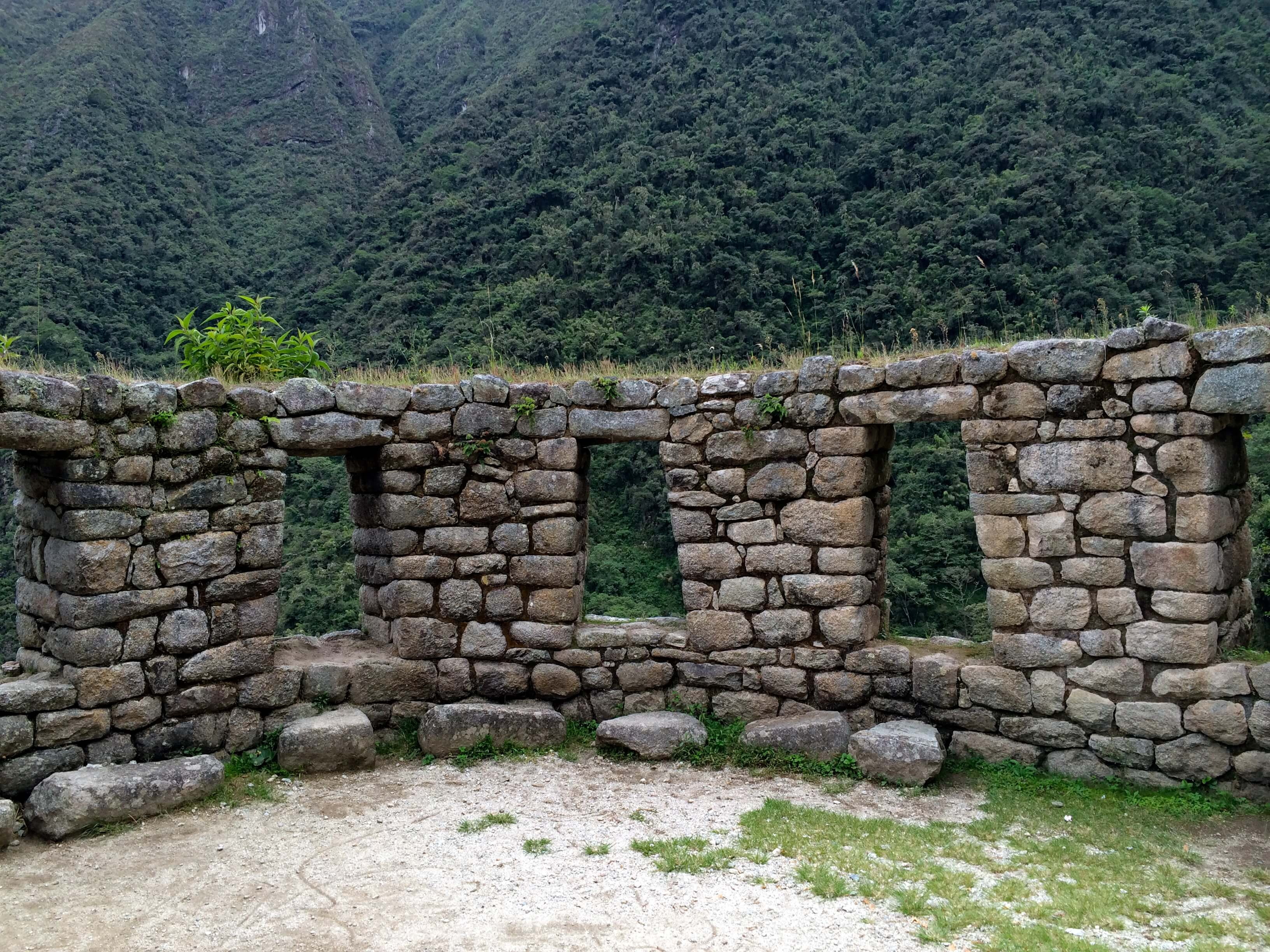 Wiñay Wayna Ruins | Photo by Wilson Carletti (All Rights Reserved)