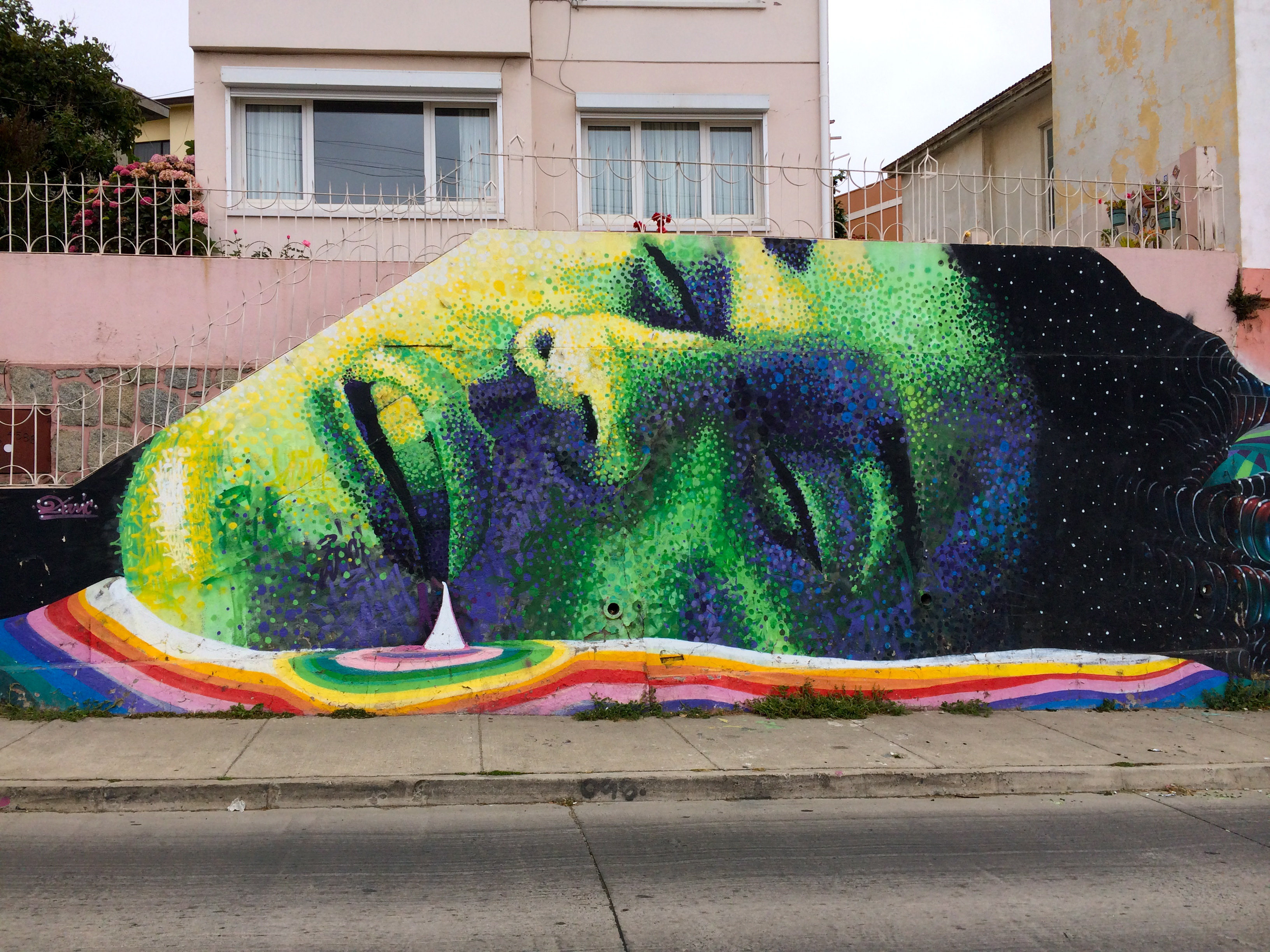 Street Art | Photo by Wilson Carletti (All Rights Reserved)
