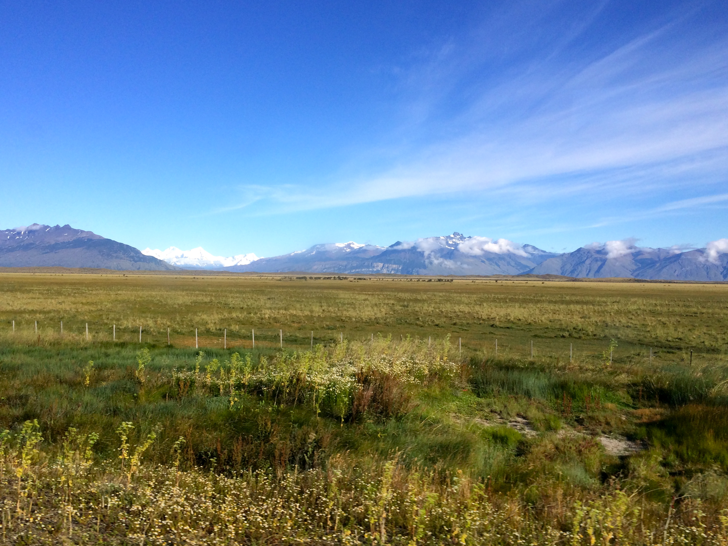 Bus ride to El Calafate | Photo by Wilson Carletti (All Rights Reserved)