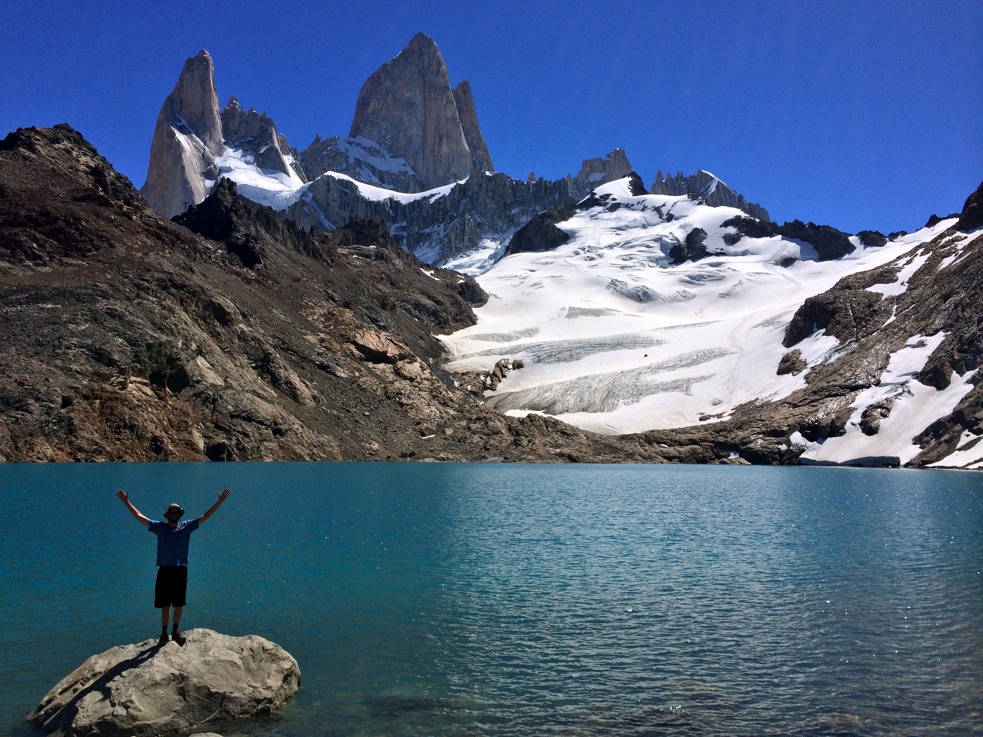 Laguna de Los Tres | Photo by Wilson Carletti (All Rights Reserved)