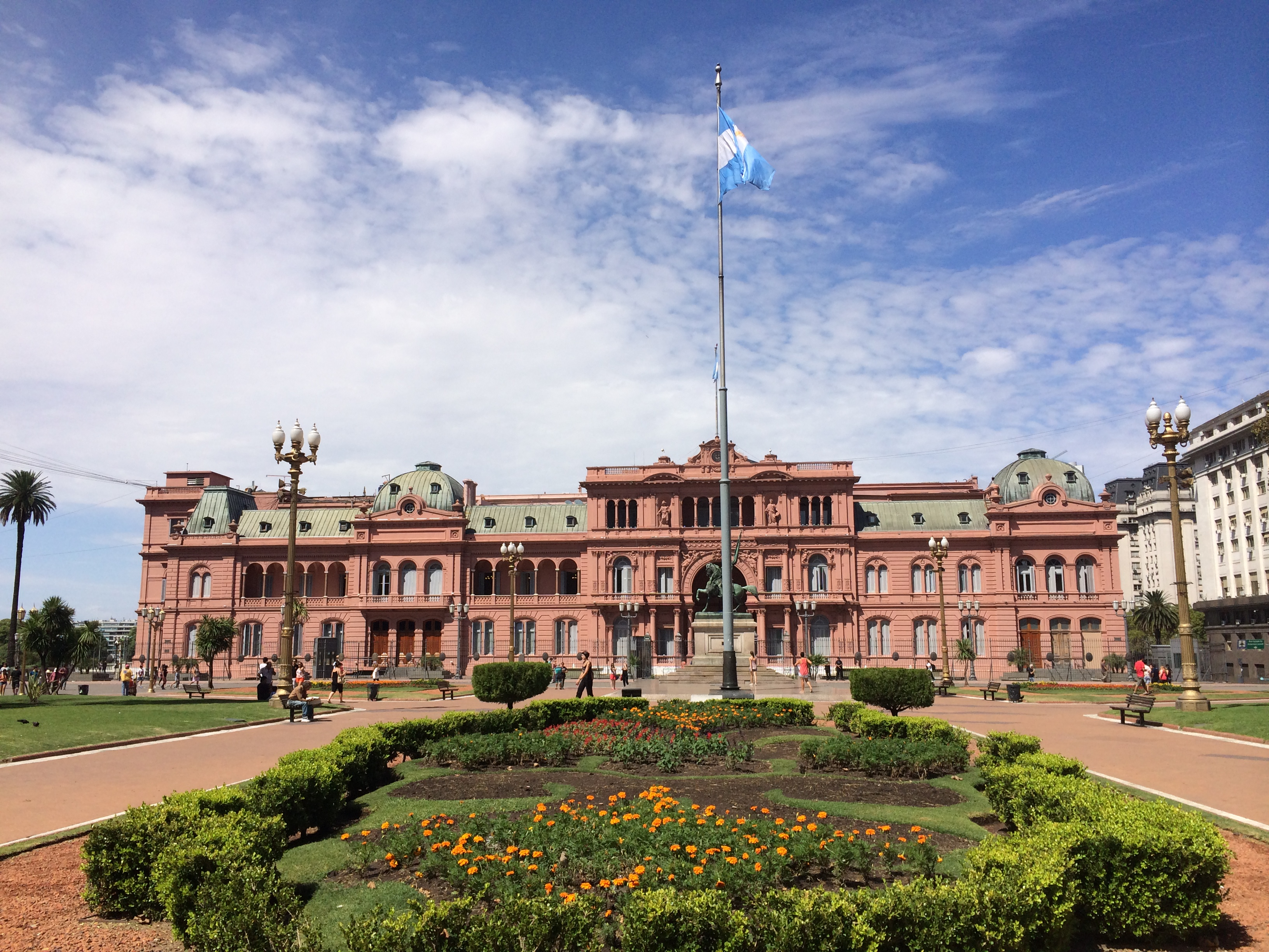 Casa Rosada | Photo by Wilson Carletti (All Rights Reserved)