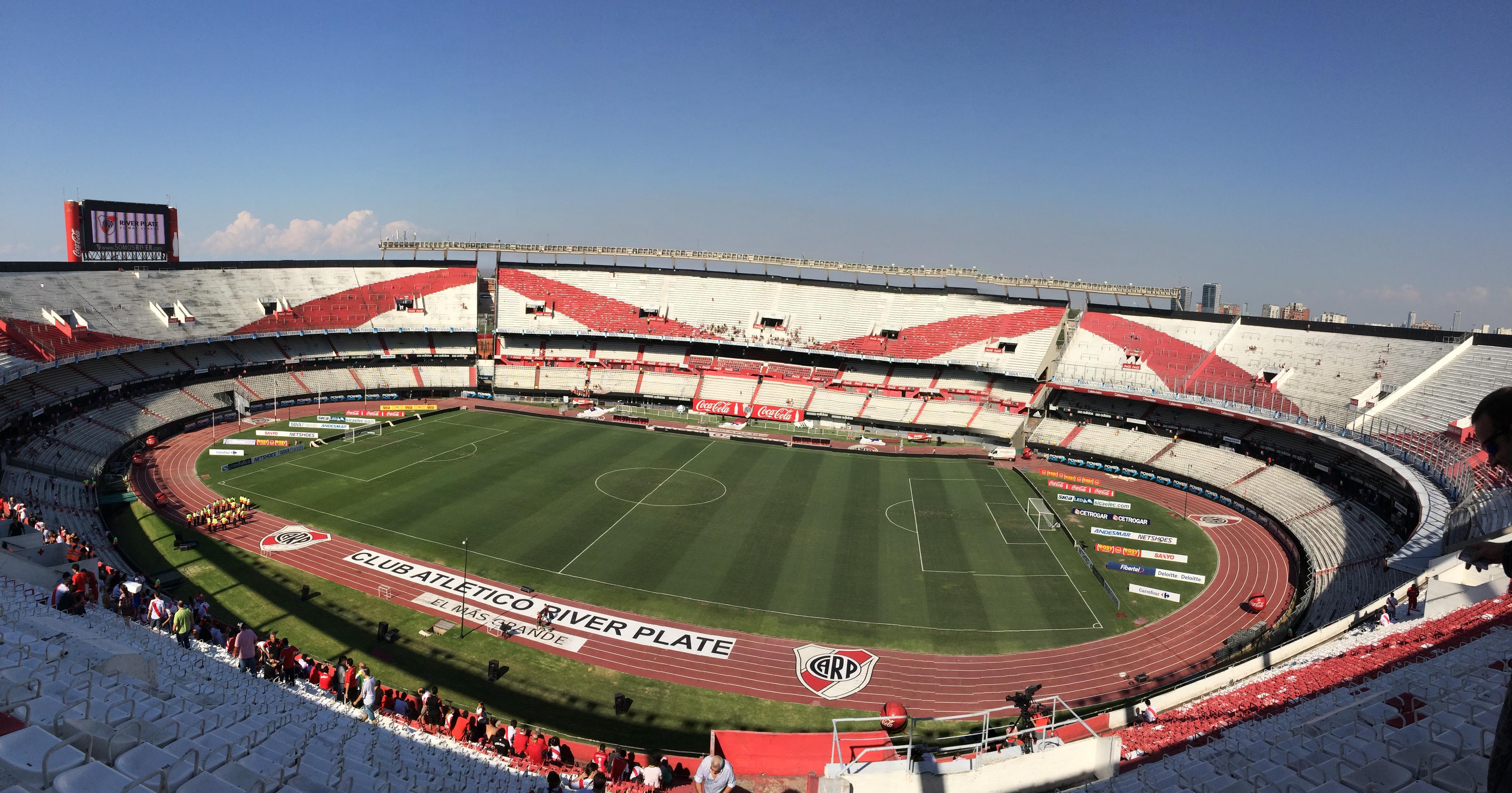Estadio Monumental Antonio Vespucio Liberti | Photo by Wilson Carletti (All Rights Reserved)