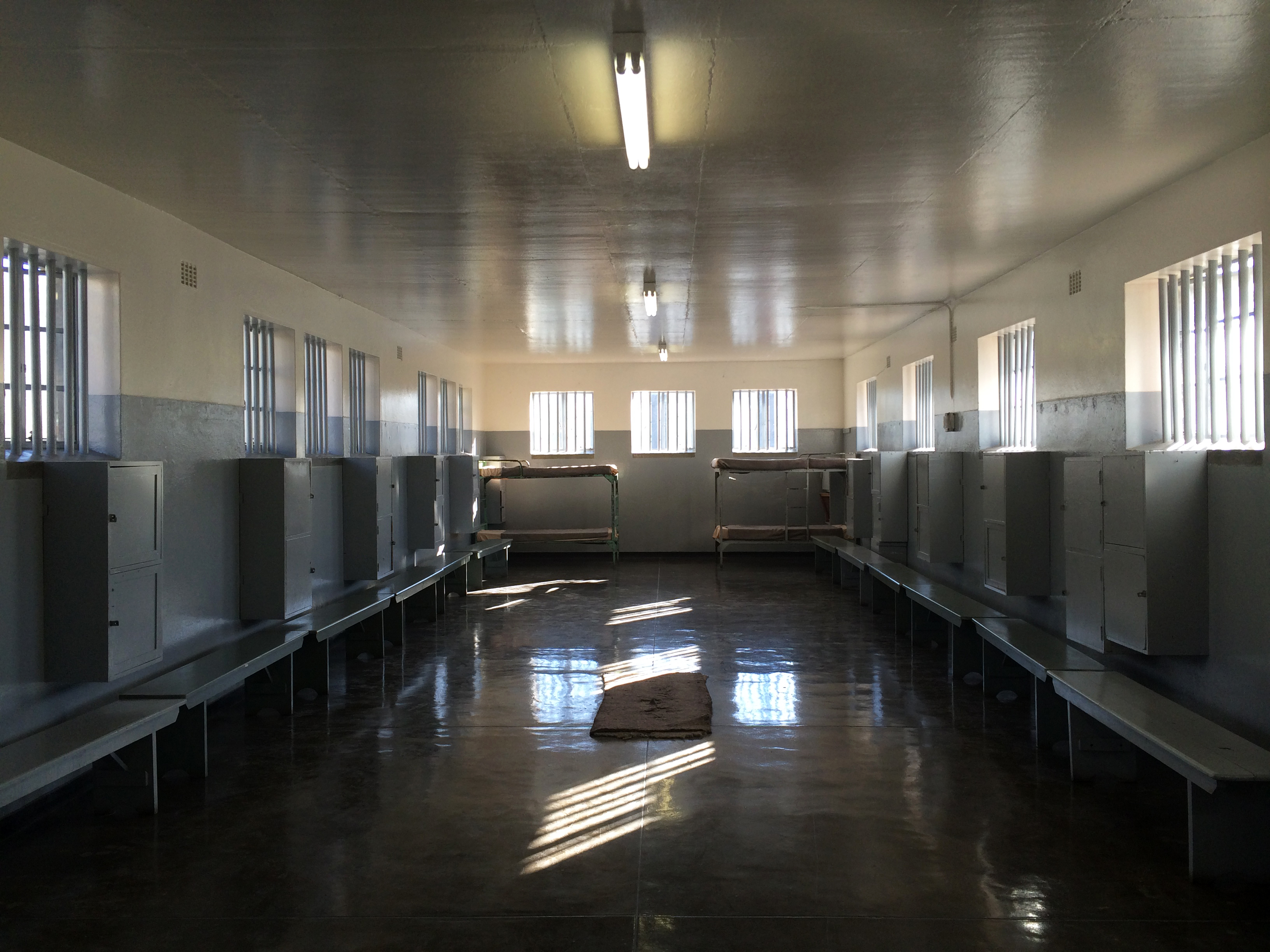 Inside Robben Island   Photo by Wilson Carletti (All Rights Reserved)