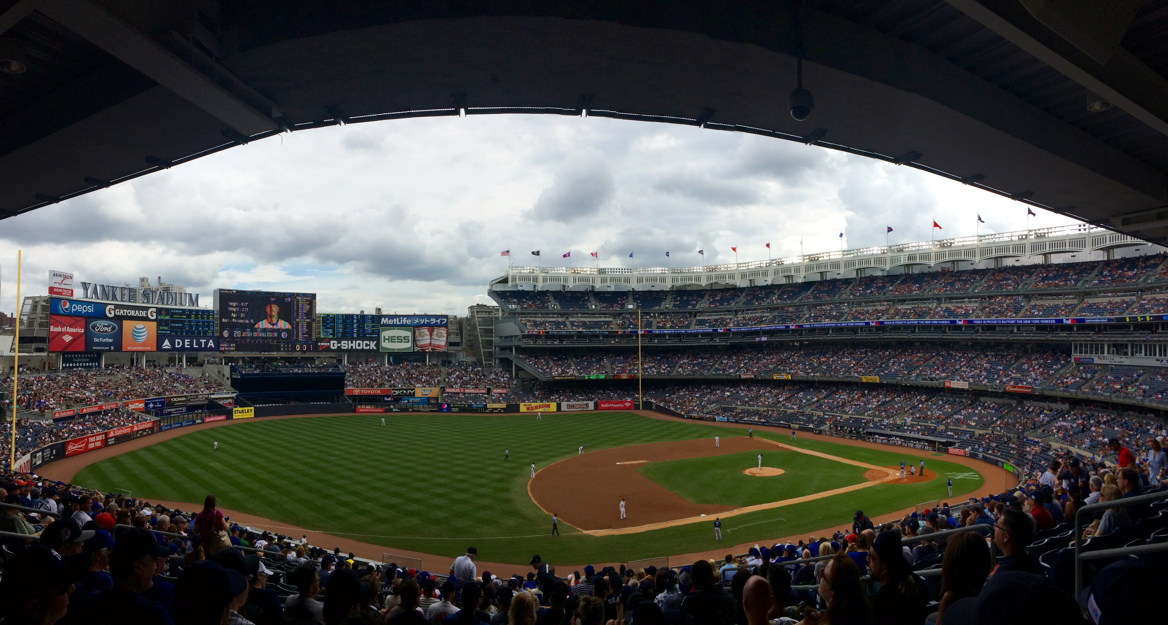 Yankee Stadium | Photo by Wilson Carletti (All Rights Reserved)