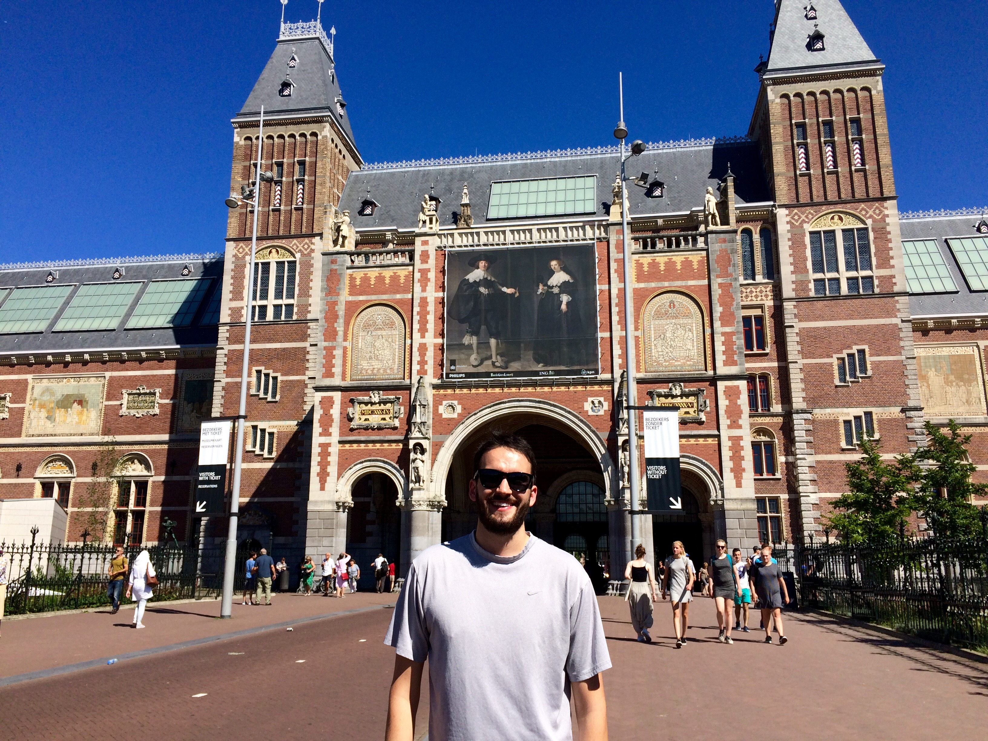 Rijksmuseum | Photo by Wilson Carletti (All Rights Reserved)