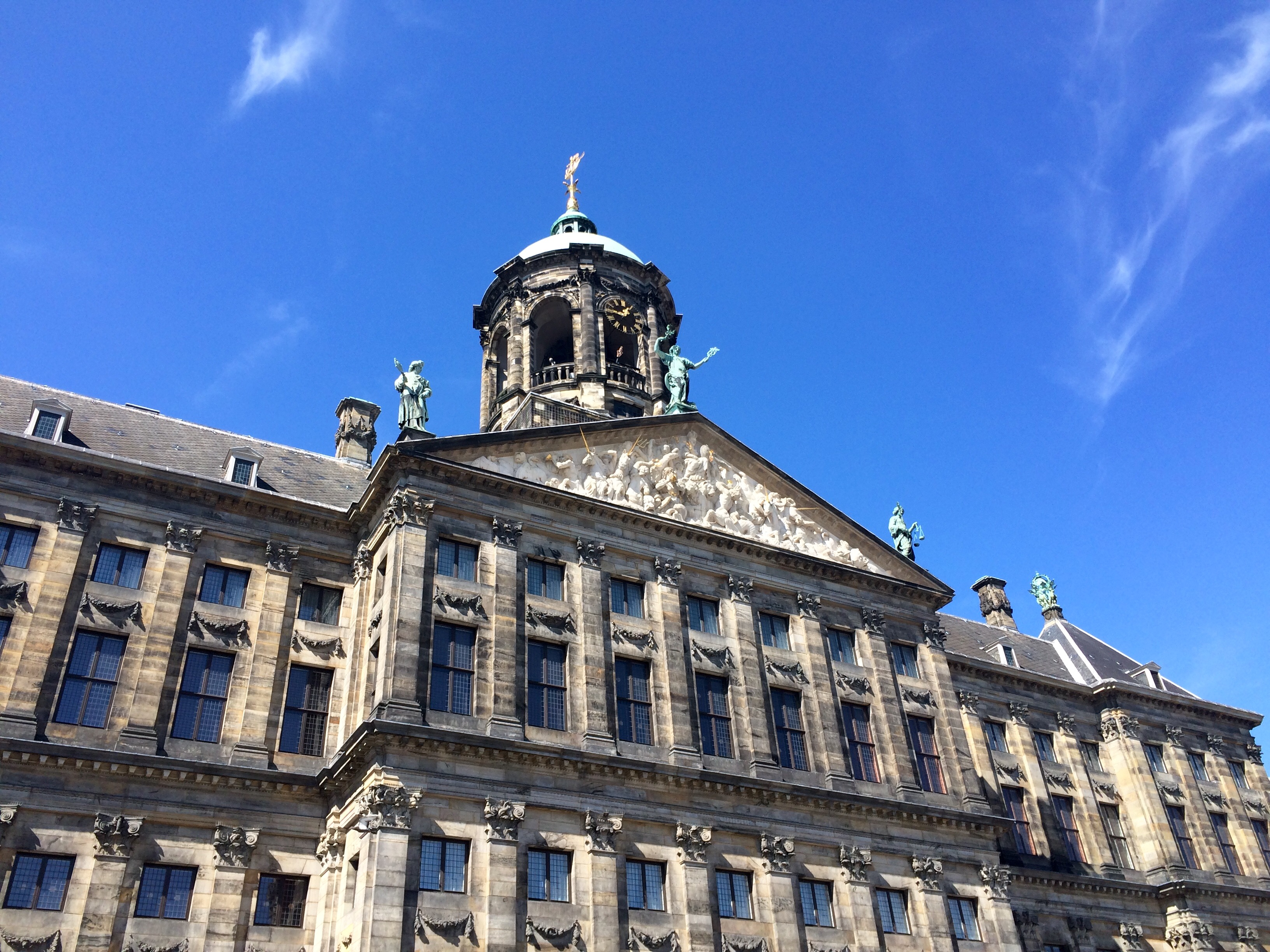 Royal Palace of Amsterdam | Photo by Wilson Carletti (All Rights Reserved)