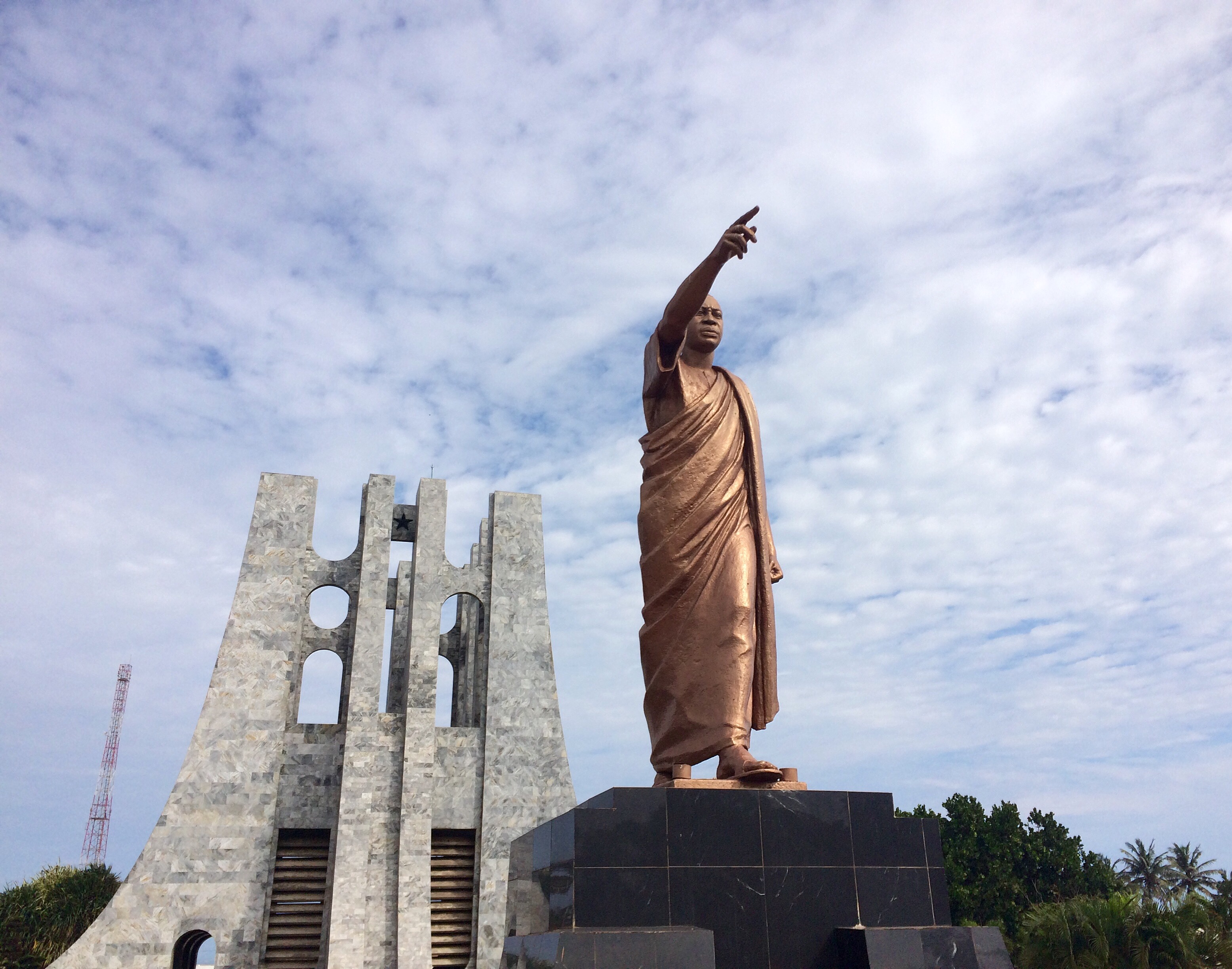 Kwame Nkrumah Memorial | Photo by Wilson Carletti (All Rights Reserved)