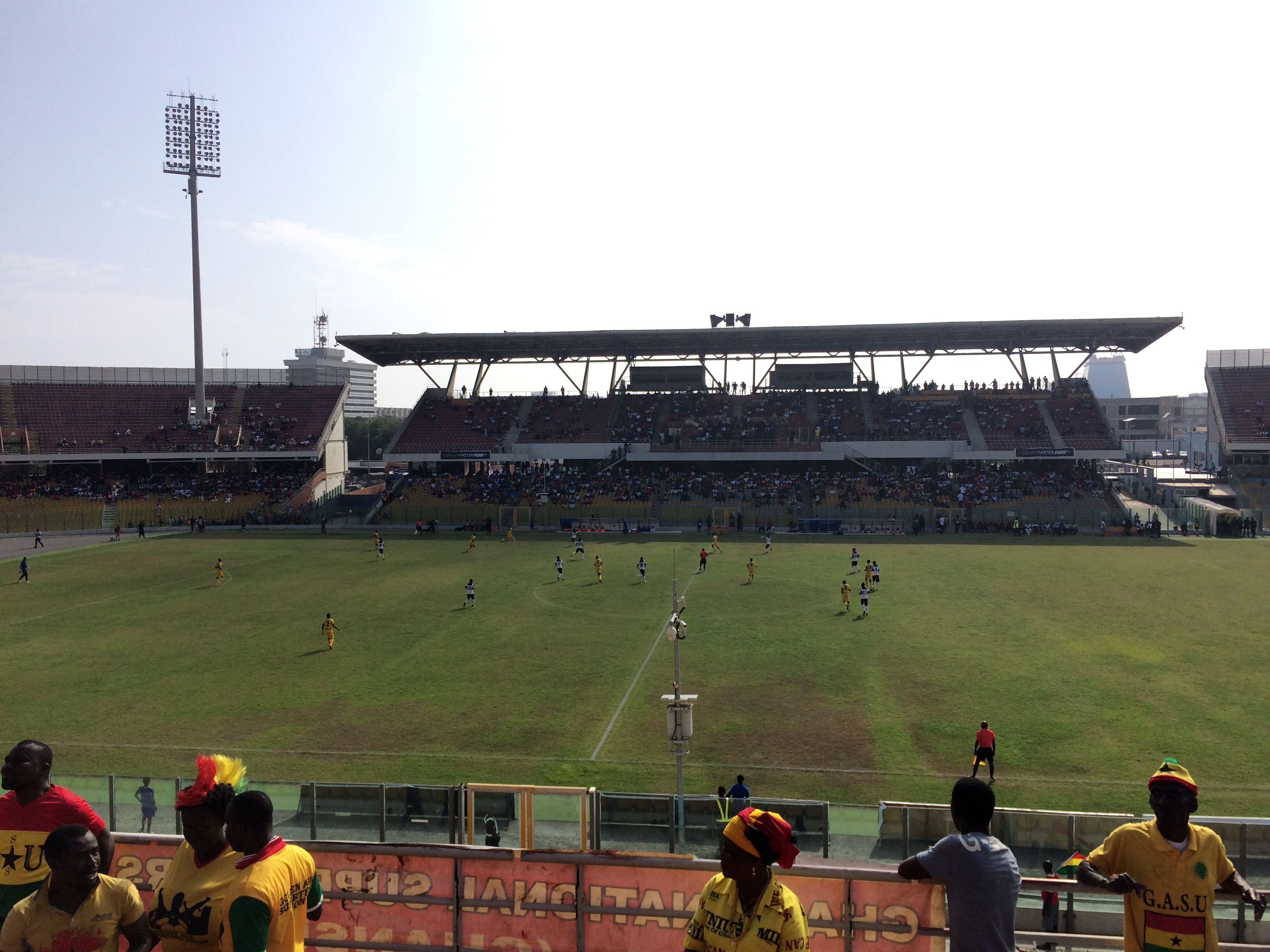 Ghana vs Rwanda | Photo by Wilson Carletti (All Rights Reserved)
