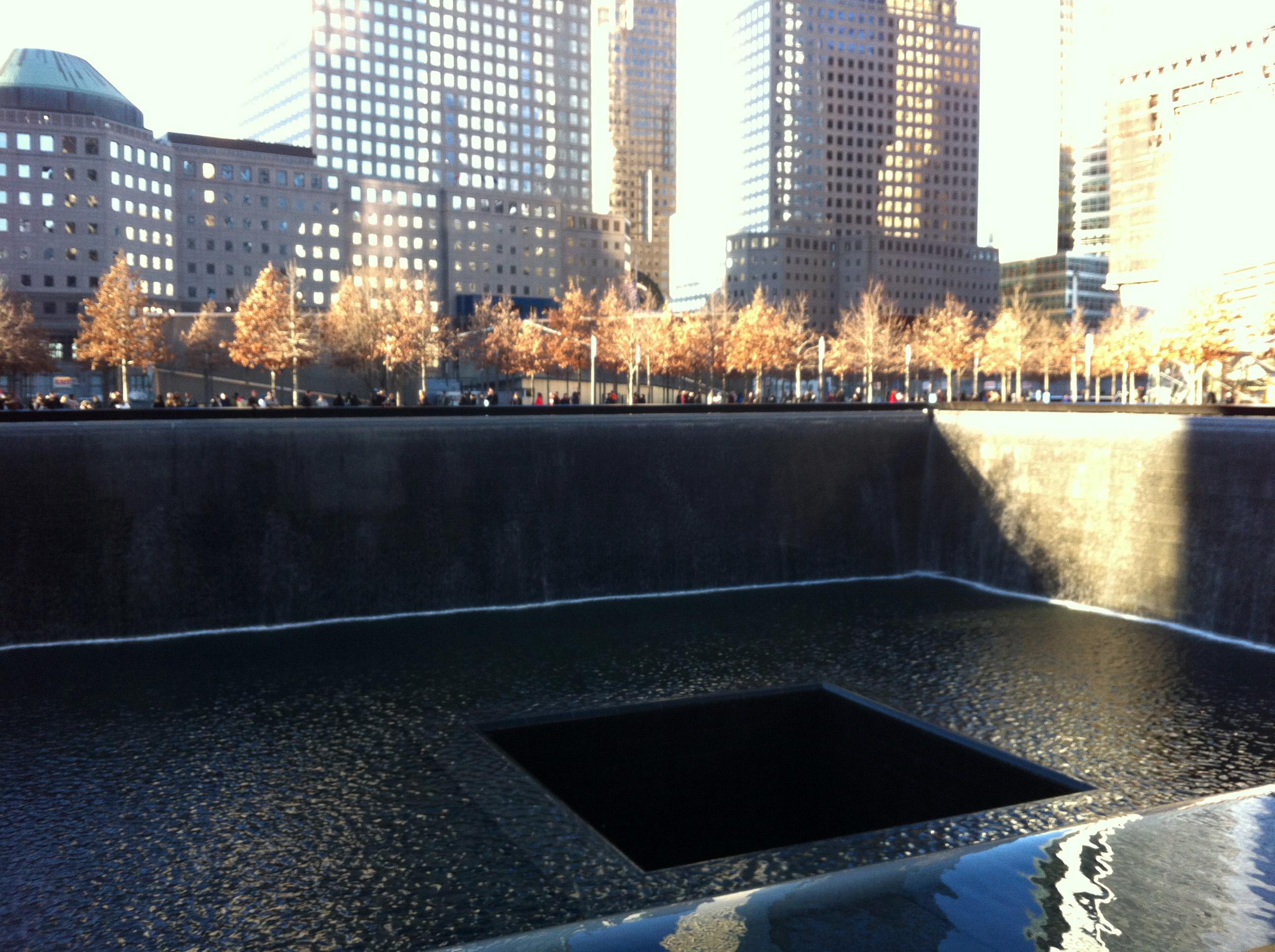 World Trade Center Memorial | Photo by Wilson Carletti