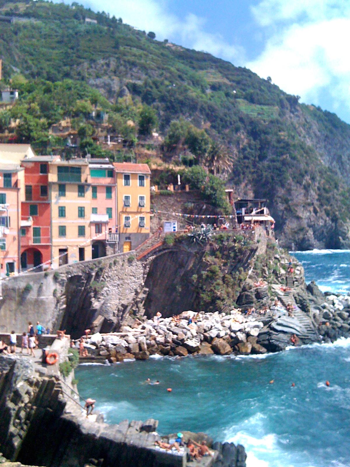 Cinque Terre | Photo by Wilson Carletti