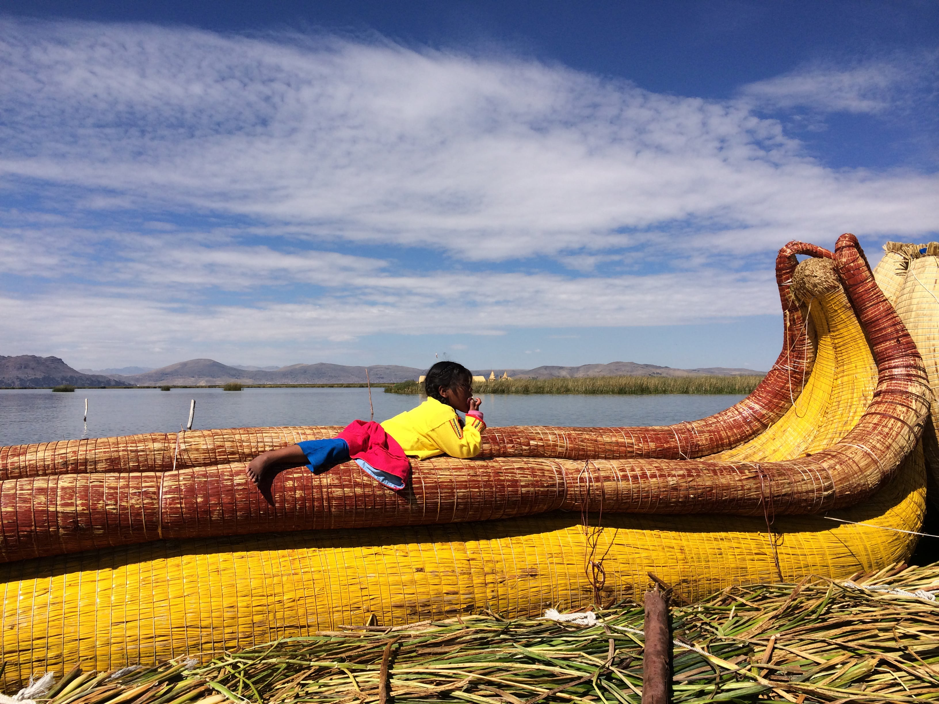 Los Uros | Photo by Wilson Carletti (All Rights Reserved)