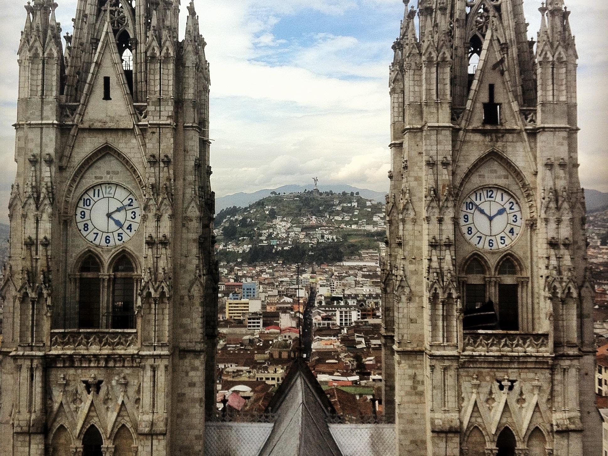 Basilica Voto del Nacional | Photo by Wilson Carletti (All Rights Reserved)
