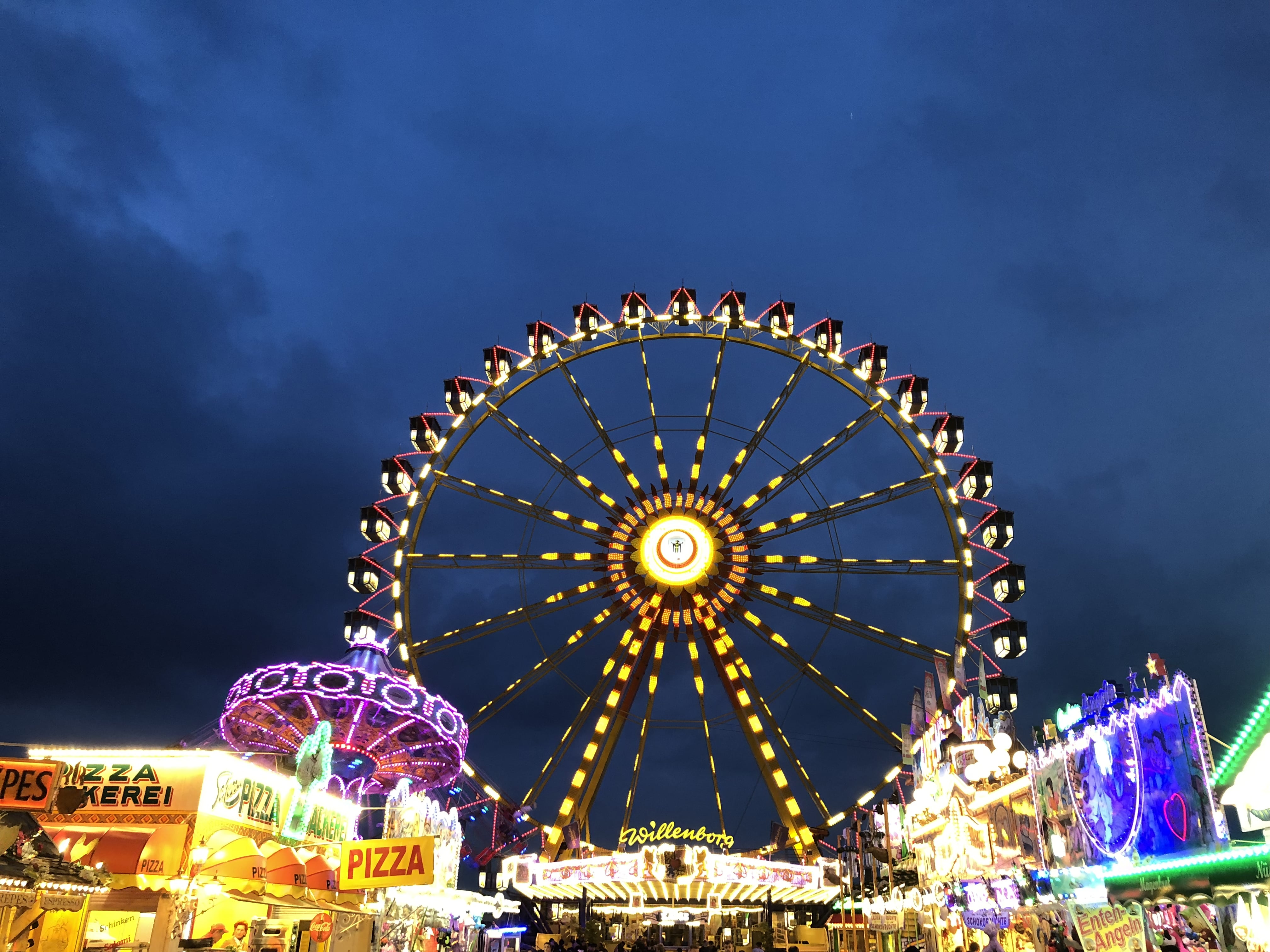 Frühlingfest | Photo by Wilson Carletti (All Rights Reserved)
