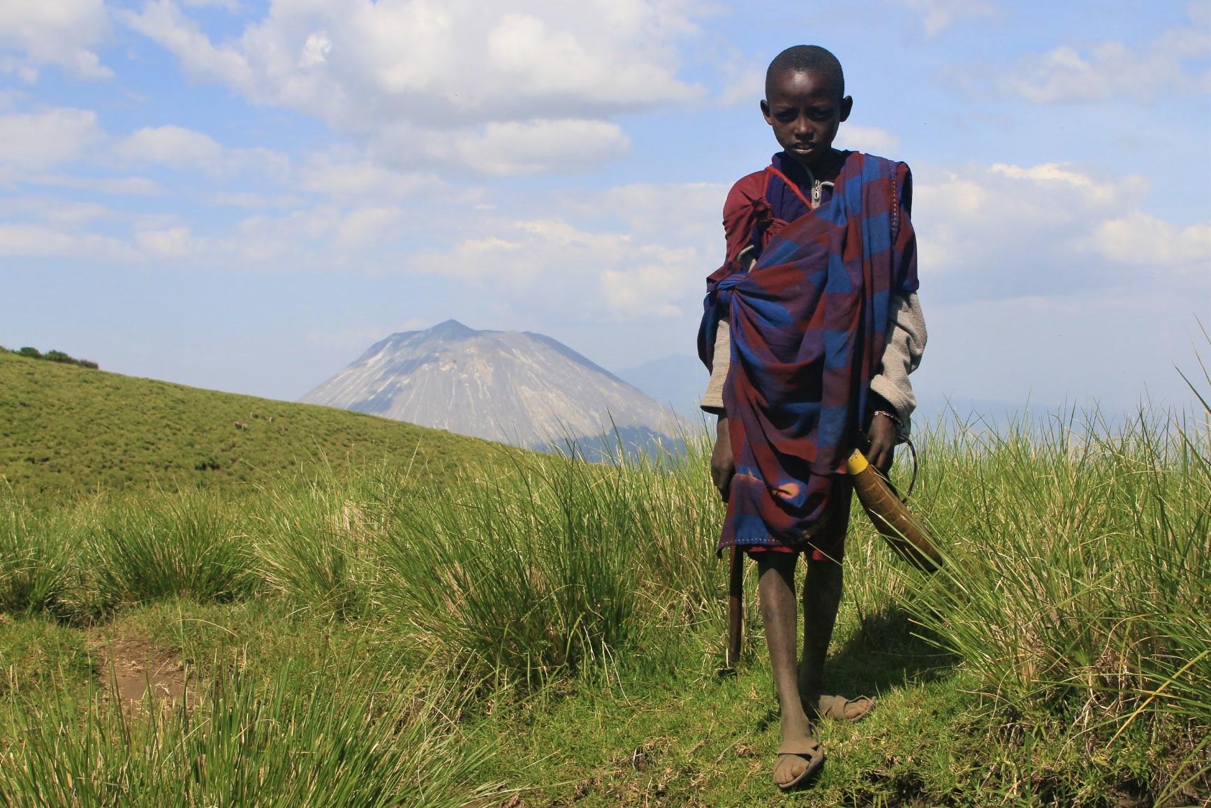 TANZANIA: TREK DE LOS VOLCANES