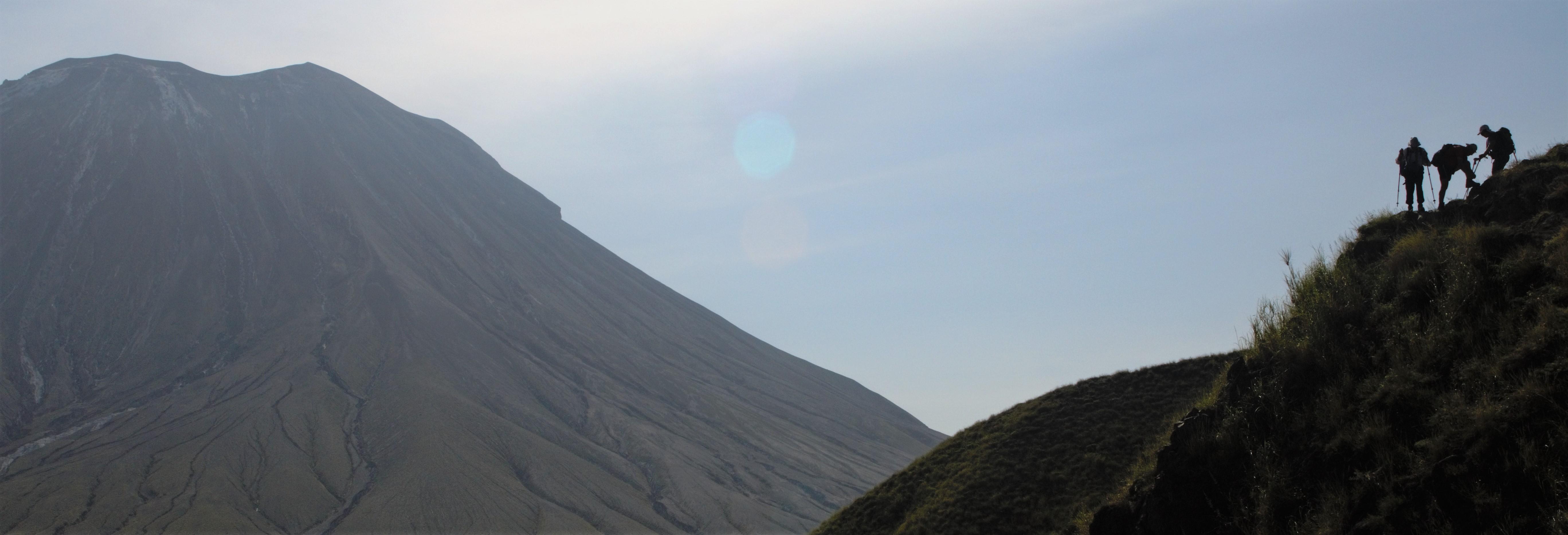 Tanzania: los volcanes