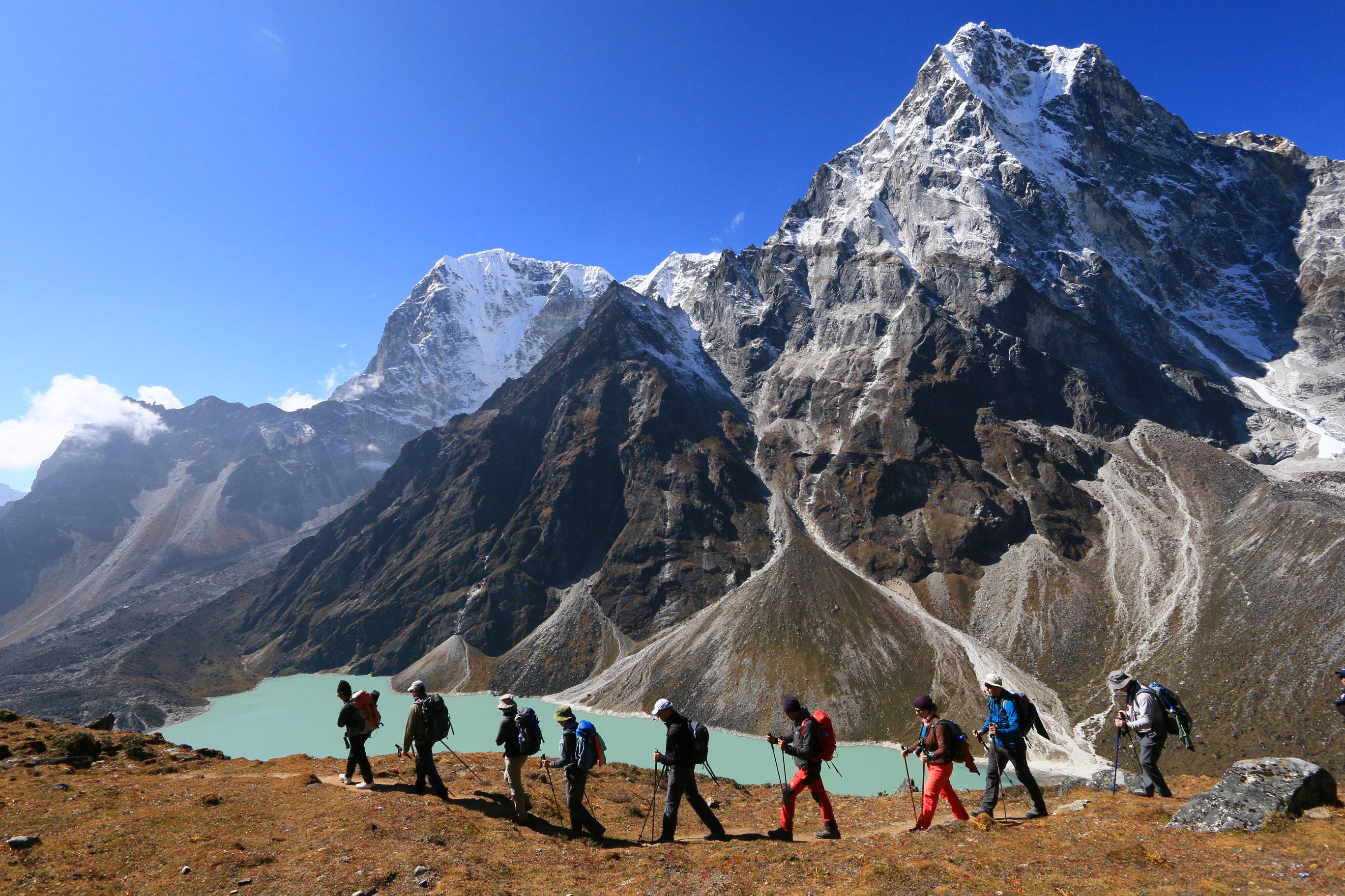 Nepal - Trek del Campo Base del Everest y de los Lagos de Gokyo - 21 días.