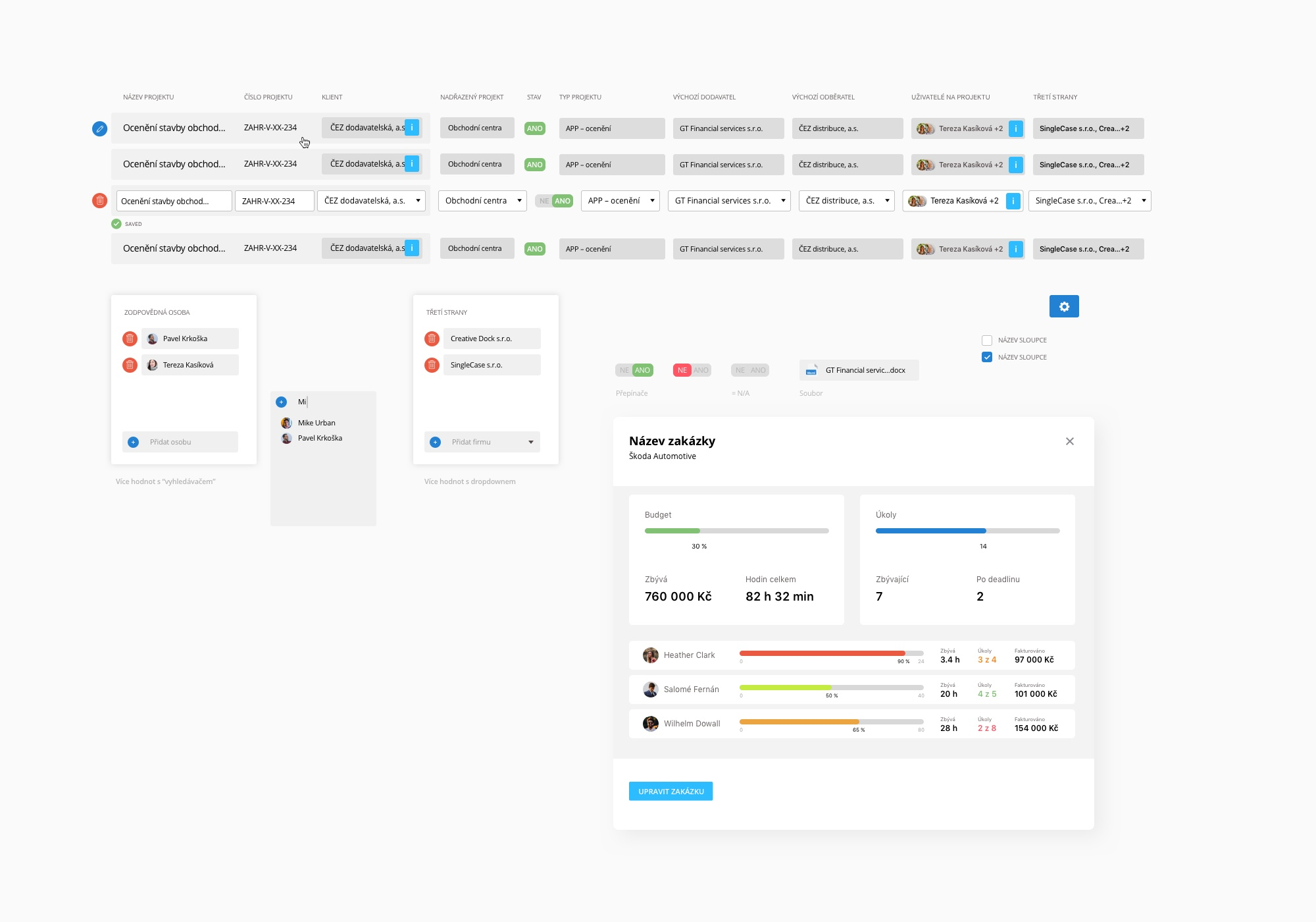 User Experience Elements UI Kit