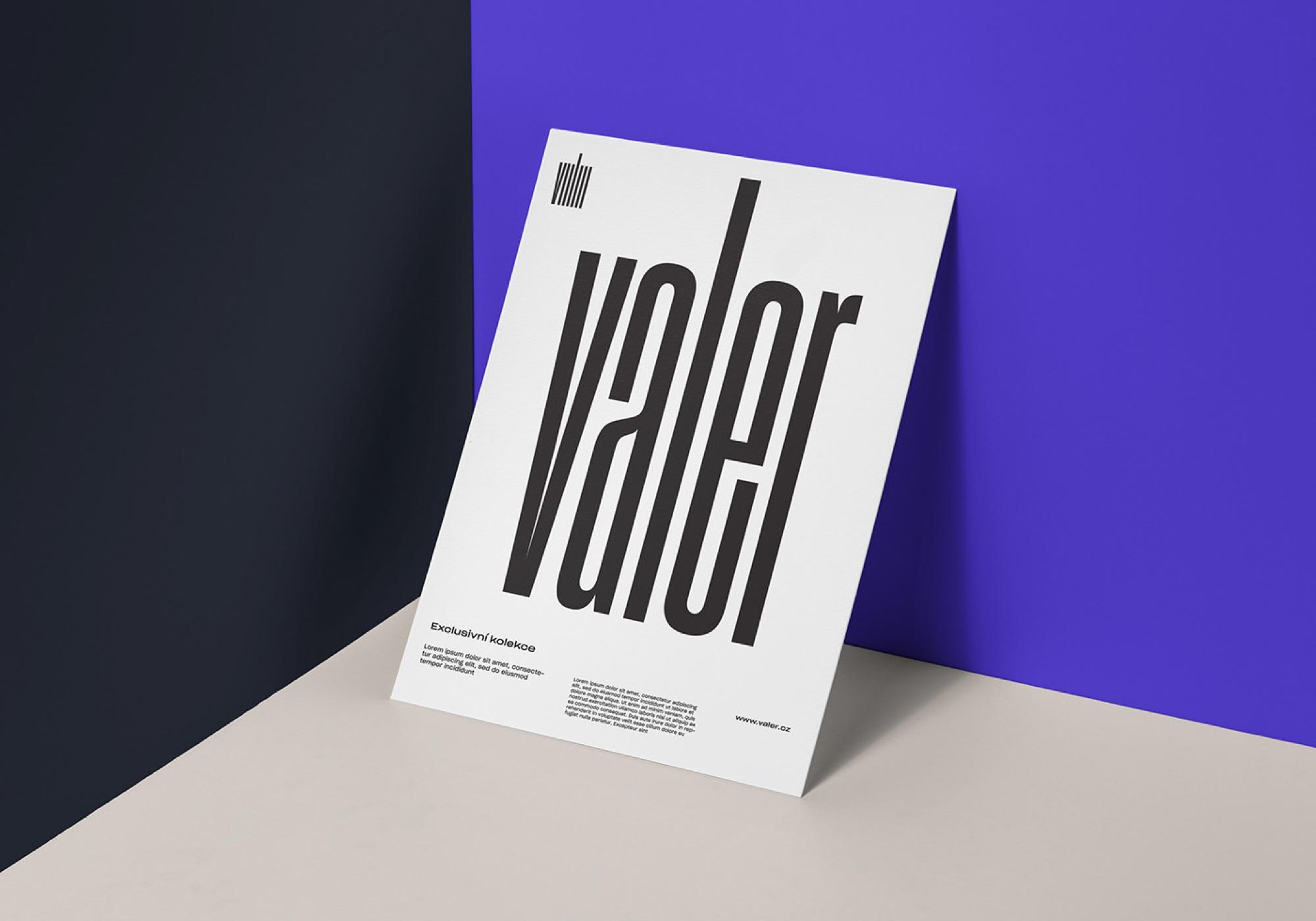 Albatros Valer Branding