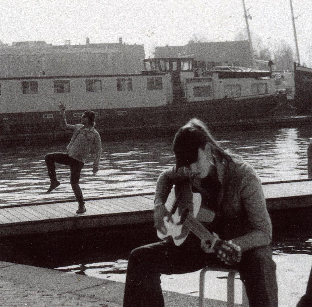2004 Eindelijk; studie fotografie in Amsterdam.