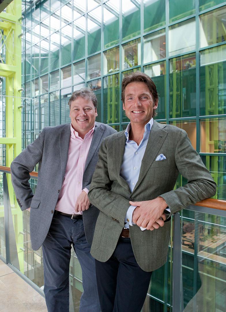Felix van der Houwen & Maurits van Oranje