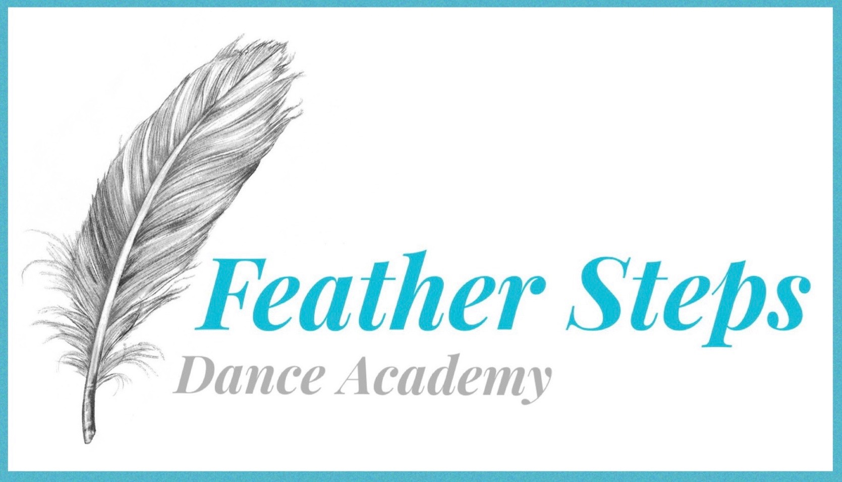 Feather steps logo