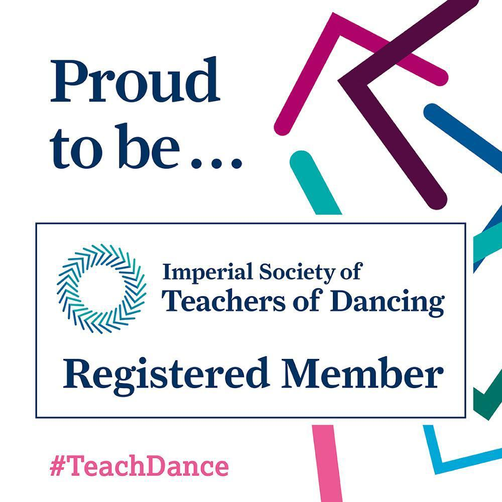 Proud to be a ISTD Registered Member. Image