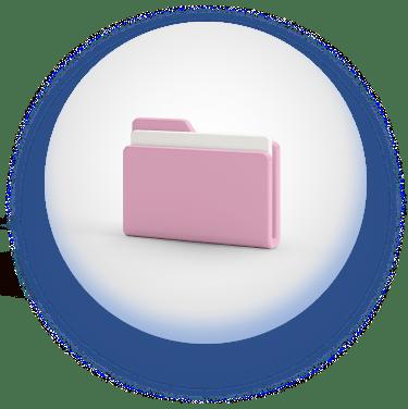 Icône de Dossier