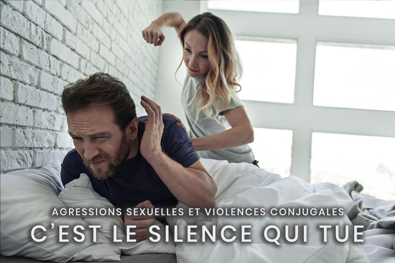 01- Agressions sexuelles et violences conjugales - C'est le silence qui tue