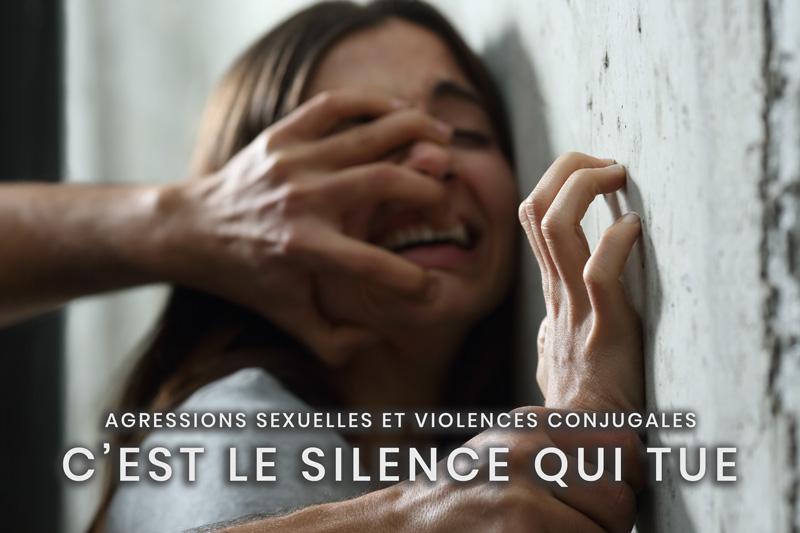 03- Agressions sexuelles et violences conjugales - C'est le silence qui tue