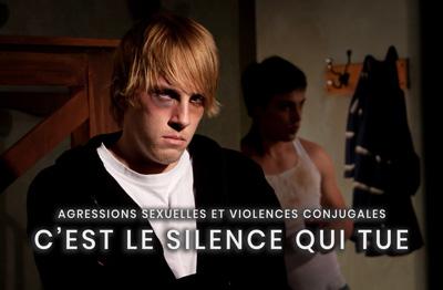 05- Agressions sexuelles et violences conjugales - C'est le silence qui tue