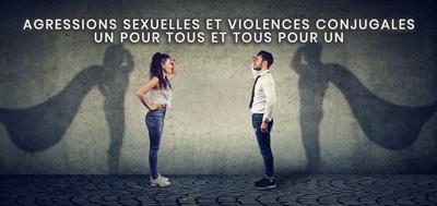26- Agressions sexuelles et violences conjugales - C'est le silence qui tue