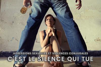 32- Agressions sexuelles et violences conjugales - C'est le silence qui tue
