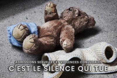 36- Agressions sexuelles et violences conjugales - C'est le silence qui tue