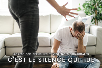 37- Agressions sexuelles et violences conjugales - C'est le silence qui tue